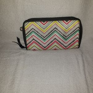 Thirty-One Save Your Way Party Punch Coupon Clutch